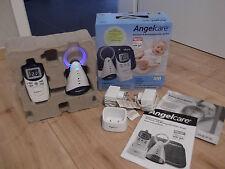 ♥♥ Angelcare AC401 – Geräusch- und Bewegungsmelder – Babyphone + neue Akkus ♥♥