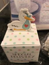 48 Kate Aspen 'Special Delivery' Party Favor Boxes Baby Shower Stork