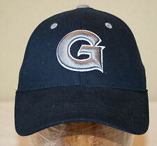 Georgetown Hoyas Hat Top of the World YOUTH Navy One Fit Cap
