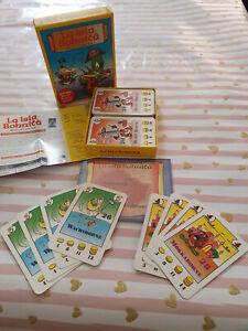 Bohnanza La Isla Bohnita von Amigo Kartenspiel teilweise OVP