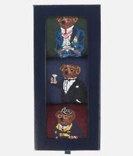 Polo Ralph Lauren Polo Bear socks box