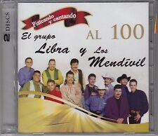 El Grupo Libra y los Mendivil Al 100 2CD New Nuevo Sealed