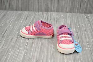 **See Kai Run Saylor Casual Sneaker, Toddler Girl's Size 4 - Hot Pink NEW