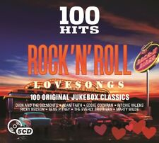 Edsel - 100 Hits: Rock 'n' Roll Love Songs