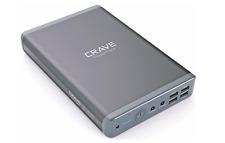 50,000 mAh Dual USB Laptop Notebook Ports Ultra-High Density Portable Power Bank