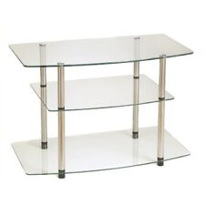 Convenience Concepts Classic Glass 32 TV Stand 157004