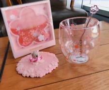 Starbucks Mug Cat Paw Cup Double Wall Glass Cup Orange Pumpkin Halloween Gifts