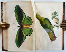 1790 FIRST ED. Shaw NATURALIST'S MISCELLANY Vol.1 Zoology 37 Hand Colour Plates