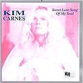 Sweet Love Song Of My Soul, Kim Carnes, Very Good
