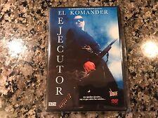 El Ejecutor New Sealed DVD! Macario Hell El Porto Cronos Babel Harolds Law
