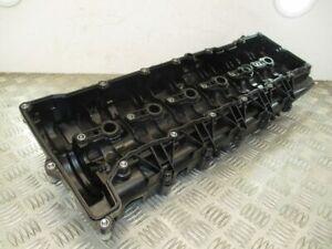 2013 BMW F30 330D 3.0 Diesel N57D30A. Rocker/Camshaft Cover 7823181 70K