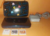 🎮 Console New 3DS XL + Giochi Pokemon Caricatore Ottime 🎮no snes zelda Limited