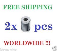 2x BRC Filters LPG Gasfilter Autogas Filtereinsatz