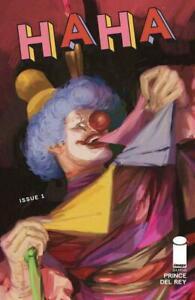HAHA #1 Cover A - Image Comic Books 2021 New Series N/M