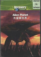 Discovery Channel: Alien Planet TAIWAN DVD ENGLISH