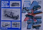 MODEL AUTO REVIEW 1982 to 1989 38 magazines from No. 1 Toy & Model Magazine