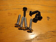 66-74 Mopar A B E Body Cuda Shifter Boot Screws for Trim & Trim Ring