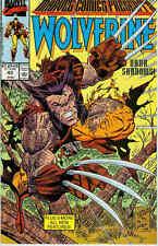 Marvel Comics Presents # 43 (Wolverine, Iron Man) (USA, 1990)