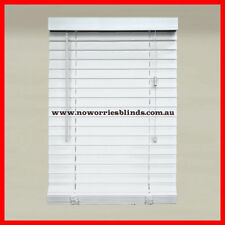 White Venetian Blinds Ebay
