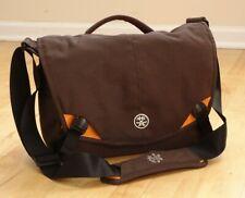 Crumpler 7 Million Dollar Home Camera Bag Brown/Orange/Blue Messenger Bag