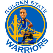 Stephen Curry NBA Bobble Head Forever Collectibles Figure Golden State Warriors