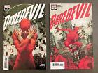 Daredevil+%231+%26+2+Marvel+Comics+2019+1st+Prints+1st+Appearance+Cole+North+Zdarsky