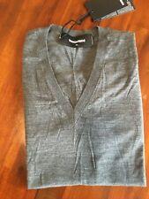 Dsquared2 Mens V-neck Sweater Shirt (EXTRA LARGE ) $ 485