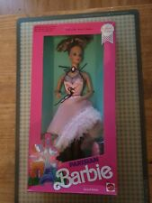BARBIE DOLL STEFFIE FACED 2 EDITION PARISIAN FRENCH 1990 VINTAGE RARE CAN CAN