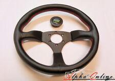 350mm Polyurethane Steering Wheel Nissan Mazda Toyota Honda VIP Drift Stance