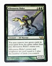 Magic The Gathering Allosaurus Rider 1x Duel Decks Elves vs Goblins Mtg Card A