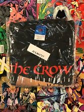 The Crow City of Angels Sealed XL Shirt 96, movie, Bradstreet, 90s, comic images