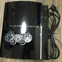 Sony Playstation3 CECHA00 Initial Type 60GB Working Used PS3 From Japan FedEx[Y]