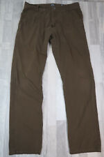 Kuhl Slax Legendary Pants Grey Mens Size 36x34
