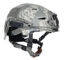 Military Tactical Airsoft Paintball FMA EXF BUMP Helmet ACU T788 L/XL