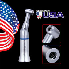 US Denta NSK Style E Type Push Button Low Speed Contra Angle Handpiece Joydental