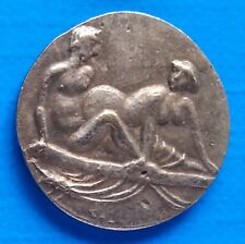 Ancient Rome Tessera Spintriae Erotic Token Roman Sex Coin Position XIII.