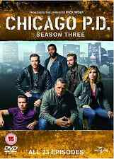 Chicago P D (Chicago Police Department)  Saison 3 FR