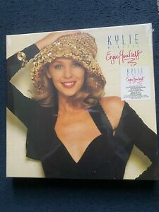 Kylie Minogue - Enjoy Yourself LP/Record 2 x Cd + Dvd New Deluxe Box Set Sealed!