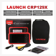 LAUNCH CRP129X OBD2 Car Scanner Automotive Diagnostic Tool EBP SAS TPMS Throttle