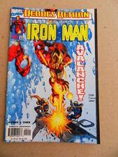 Iron Man (vol 3)  2A . Marvel 1998 -  VF
