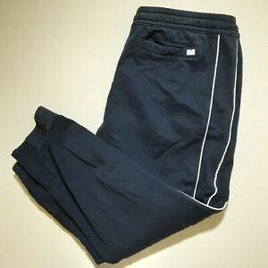 Weekend Offender Men's Sweat pants sz XXL Jogging bottoms navy blue 2xl
