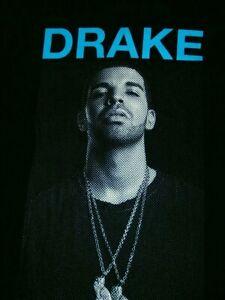 Drake NOTHING WAS THE SAME Tour T-Shirt AUSTRALIA NZ Merch  2013 SZ M RARE OVO