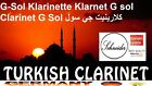 Clarinet G Sol Klarnet G Klarnet            G SOL Klarnet Sol T rk AMATI COPY