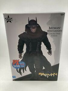BATMAN WHO LAUGHS Collectible Statue 2018 SDCC PX Previews 1411 of 2000