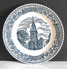 """Vintage ROYAL CHINA Bread & Butter Dessert Plate Colonial Heritage 6.25"""" FREE SH"""