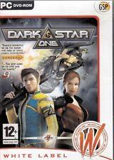 DARK STAR ONE Space Action Sim (PC GAME XP/Vista) DarkStar FREE US SHIPPING