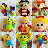 Baby Sensory Pram Hanging Toys - Lamaze - Nuby
