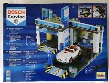 BOSCH Station Service-Réparation Automobile et lavage voiture Playset-Klein Jouets * Brand New *
