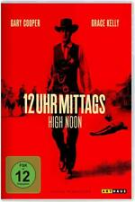 12 UHR MITTAGS-HIGH NOON/DIGITAL REMAST. - COOPER,GARY/KELLY,GRACE   DVD NEUF