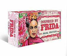 IC: Inspired by Frida- Mini Inspiration Cards